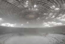 Abandoned / Where man have come and gone. Abandoned places around the world.