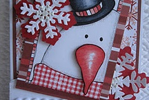 Cards - winter & Xmas
