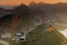 Rio de Janeiro / by Diane Robbins