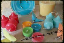 Sommer 2016 bei #PartyLite / Produkte und Düfte aus der aktuellen Sommerkollektion von PartyLite