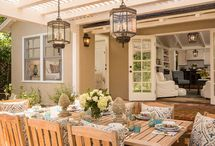 Garden - the outdoor room / Gardening inspiration
