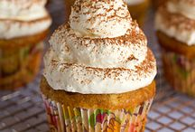 Recipes - Cupcakes & Muffins