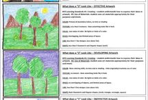 art class / critique