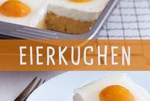 Schöne Osterrezepte / Hier findet ihr Osterrezepte für Kinder, die euch das Warten auf Ostern verkürzen werden! Ob süß oder herzhaft - hier findet jeder das passende Osterrezept!