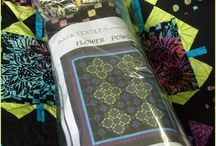 New Projects / Kits & Patterns for you to sew & create