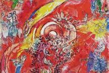 Raccontami una visita Marc Chagall