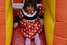 Φουσκωτά παιχνίδια - Paixnidokamomata.gr / Ενοικίαση φουσκωτών παιχνιδιών για παιδικά πάρτυ & εκδηλώσεις. ... χώρο σας σε μικρό παιχνιδότοπο και χαρίστε ατέλειωτες στιγμές παιχνιδιού στα παιδιά σας! / by Παιδικά Πάρτυ