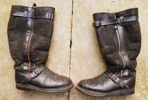 ww2 german pilot boots