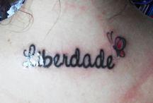 Minhas tatoos...