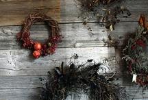 Door Wreaths & Decor / by Lisa Fabian