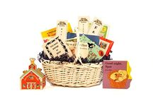 Baby Gift Baskets of Books / We will put together the perfect selection of books based on the baby's age, gender and birth order, all within your budget!