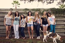 TQS - Fall Line (2012) / We hired local Sarasota photographer, Annamae Bafia to help showcase some of our new T-shirt designs. I want to thank all of my friends and family that came over that day to take part in this photo shoot. I've got the raddest group of friends and I really appreciate the support!