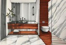 Architektur & Skizzen