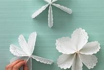 Paper Doily DIY