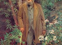 Portraits: Plant People / Naturalists Horticulturists Botanists over the centuries.