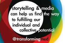 Transformative Media / Bringing together change-makers, storytellers and media professionals to innovate and collaborate for a peaceful and prosperous world!