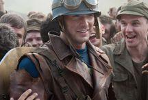 MCU / Mostly Fitz (Iain De Caestecker), Hawkeye (Jeremy Renner), Falcon (Anthony Mackie), Ant-Man (Paul Rudd), Winter Soldier (Sebastian Stan) & Captain America (Chris Evans)