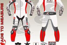marc marquez once piece test style leather suit