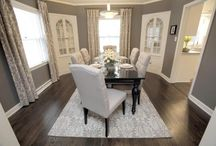 Dining room / by Casey Ritchey