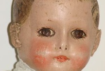 Antique and Vintage Cloth Dolls