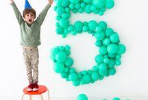 Детские оформления шарами