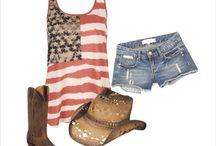 country concert outfits!! / by Jennifer Phillips-Velotti