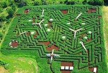 Tremendous Agricultural Art! / Some of the largest art in the world