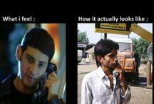 Telugu Cinema Funny Trolls