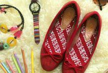 ethnic handmade shoes