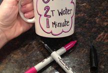 Things in mugs