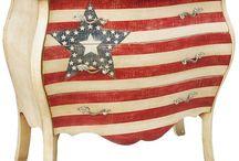 Americana-Primitive / by Carol Atkinson