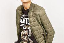 Fashion & Street style ( Bomber jaket)