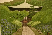 Japanese Daydream / Japan, Japanese Gardens and Architecture, Japanese Art and Culture / by Penny Herring