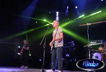 Hombres G en concierto -  Panamá 2015