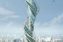Különleges épületek