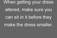 Tips for wedding dress