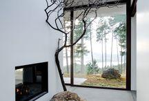 < indoor garden >