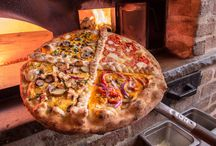 Wood Fired Brick Oven Pizza / We specialize in Gourmet Pizzas so unique they have won the most coveted pizza title in the world 3 times at the International Pizza Expo www.goodfellas.com