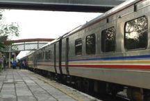 Reisverhaal: De trein van Singapore naar Bangkok