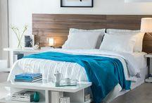 Contemporâneo | Dormir 2015 / Para quem não abre mão do estilo nem na hora de dormir: quartos da tendência Contemporâneo, que são a cara dos tempos modernos. http://bit.ly/1dC9YlB