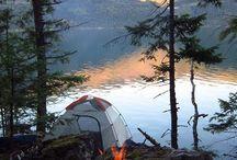 Camping / by Svanhvit