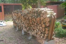 wood stacking