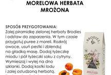PRZEPISY HERBACIANE SEGAFREDO / SEGAFREDO TEA RECIPES