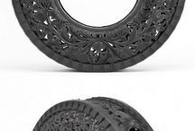 Tires / Anything related to reuse, recycle, reduce, repurpose and more ...