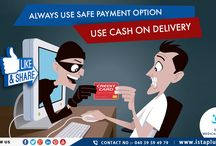 #Always #use #safe #payment #option #use #cash on #delivery