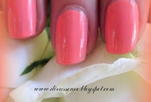 My favourite Nail Enamels and Manicure Ideas!