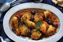 Chicken Mains