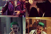 The Joker and the quinn