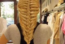 hair styles / by Linda Swain-Sommers