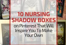 DIY for nurses / Creative ideas for showcasing your profession